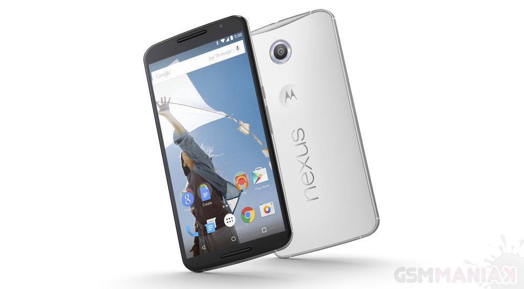 Google Nexus 6 / fot. Motorola