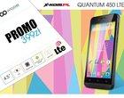 4.5-calowy wyświetlacz 5-megapikselowy aparat 64-bitowy procesor android 4.4 kitkat ARM Qualcomm Snapdragon 410 Dual-SIM modem LTE tani smartfon z LTE