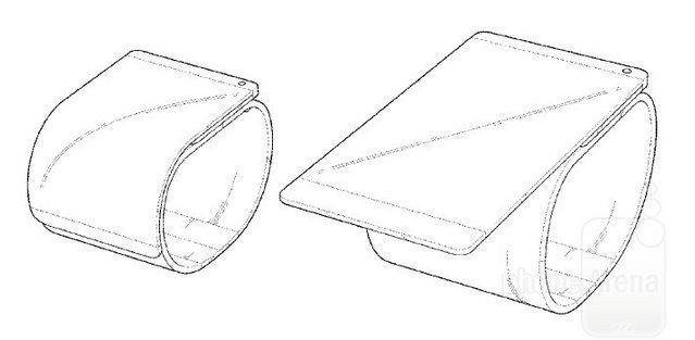 Tak prezentuje się schemat nowego urządzenia / fot. USPTO