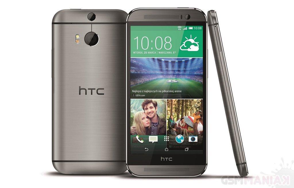 HTC One M8s / fot. HTC