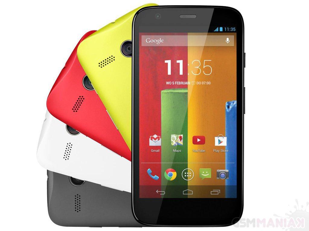 Motorola Moto G / fot. Motorola