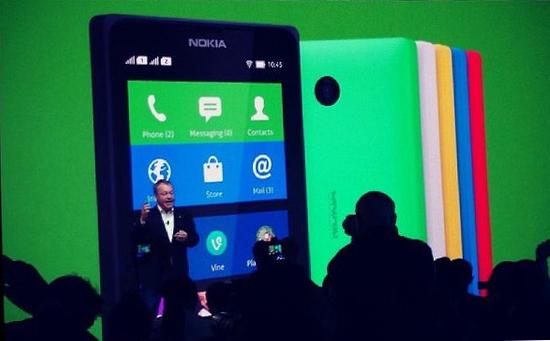 Nokia X może nie być jedną z ostatnich Nokii z Androidem / fot. Wikipedia CC 2.0