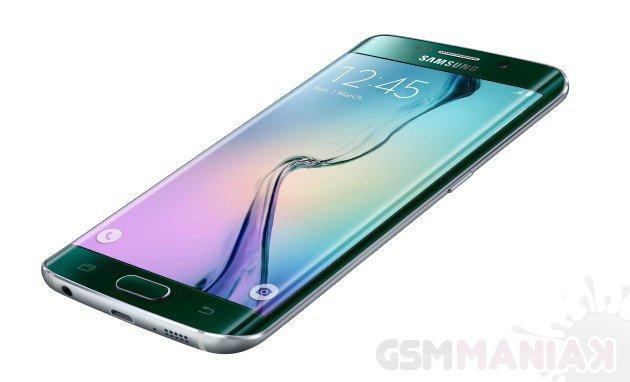 Galaxy S6 Edge przyczynił się do zmiany prognoz  / fot. Samsung