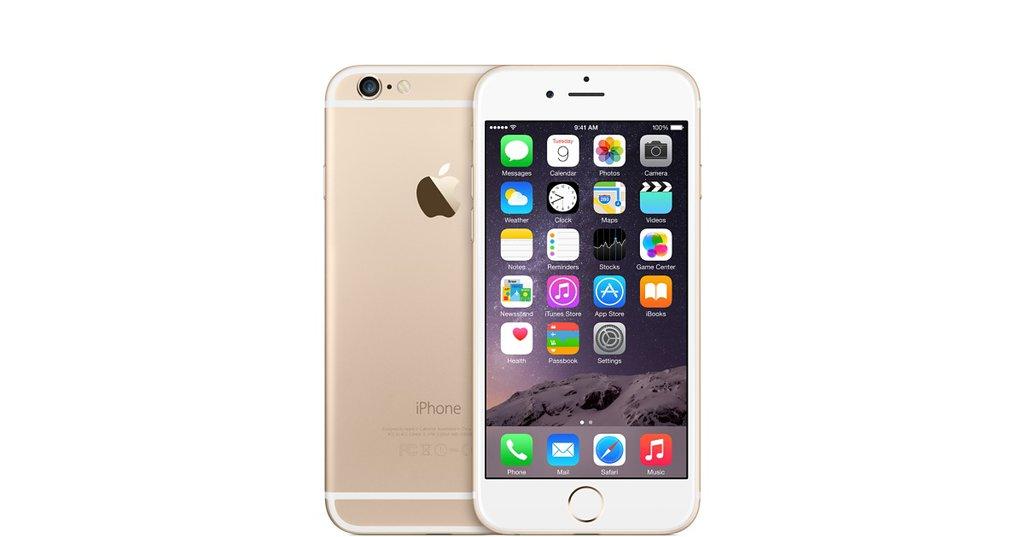 Następca iPhone'a 6 ma się nie wyginać... / fot. Apple