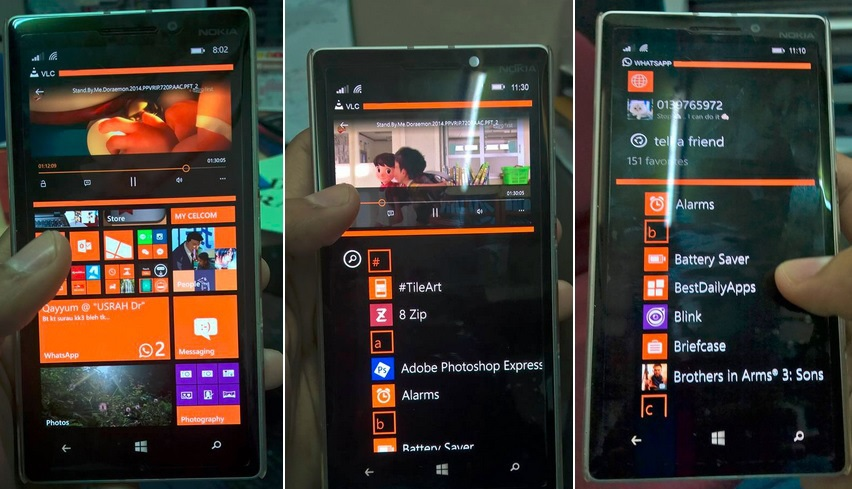 Czyżby to jedna z kluczowych nowości w Windows 10 /fot. nokiapoweruser