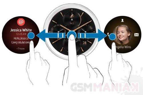 Samsung Gear A /fot. Samsung Gear SDK