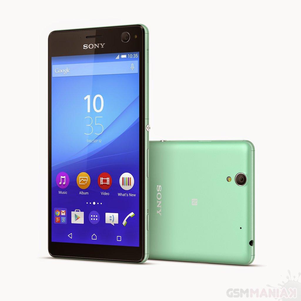 Sony Xperia C4 / fot. Sony