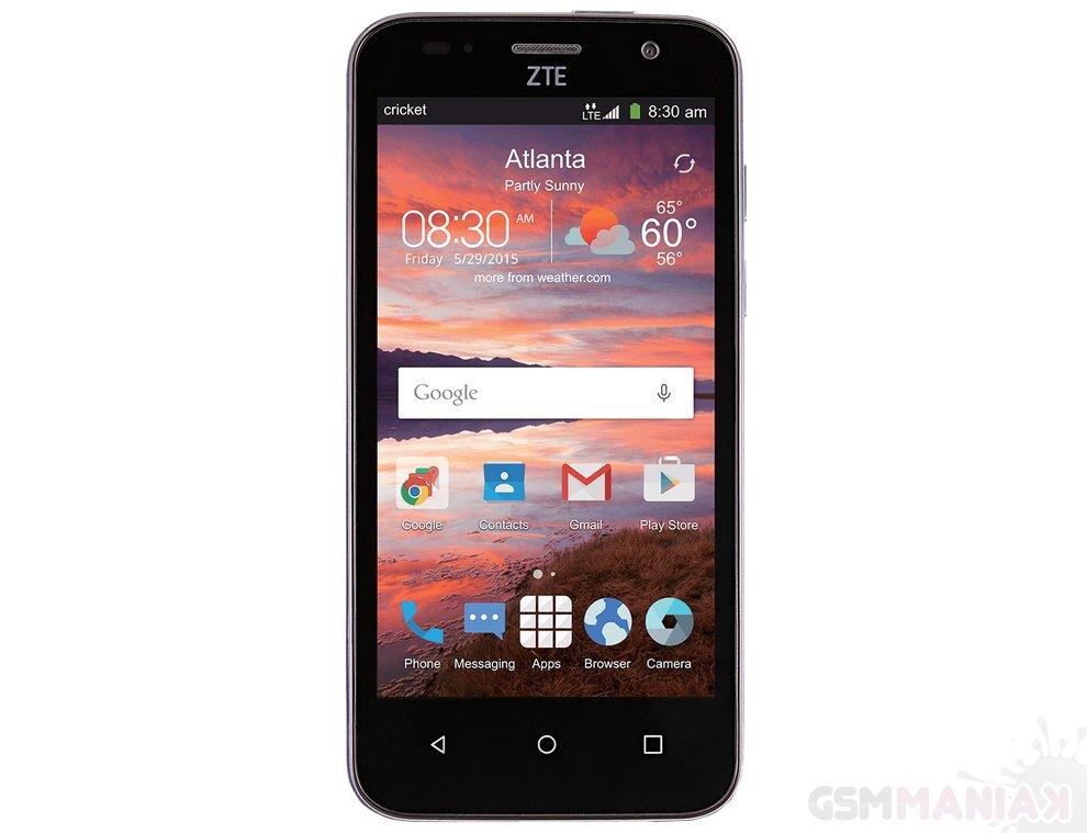 ZTE Overture 2 /fot. Cricket Wireless