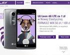 LG Leon 4G LTE za 1 zł w Play