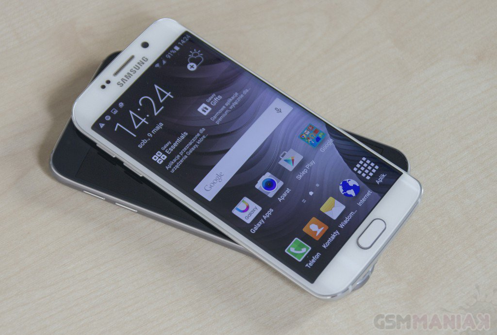 Samsung Galaxy S6 i Samsung Galaxy S6 Edge / fot. gsmManiaK.pl