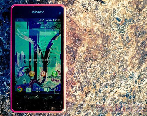 Sony Xperia Z1 Compact / fot. gsmManiaK.pl
