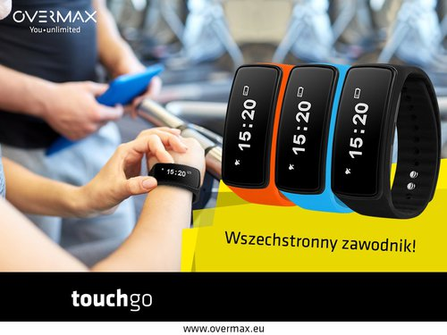 Overmax Touch Go / fot. Overmax