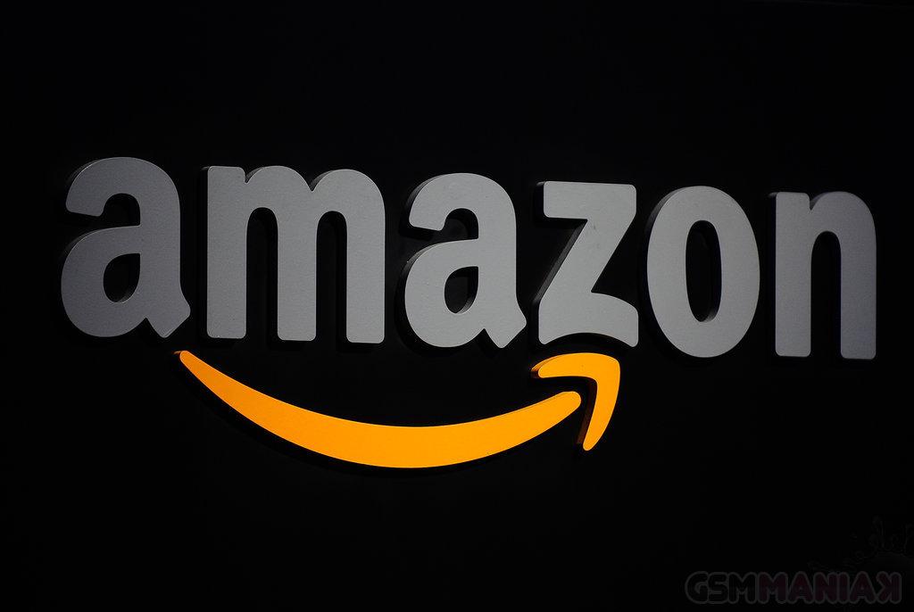 Amazon Logo / fot. Amazon