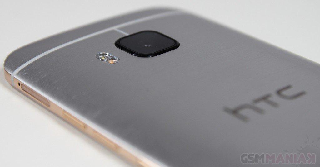 HTC One M9 / fot. gsmManiaK.pl