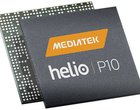 ARM Cortex-A53 GFXBench MediaTek helio P10