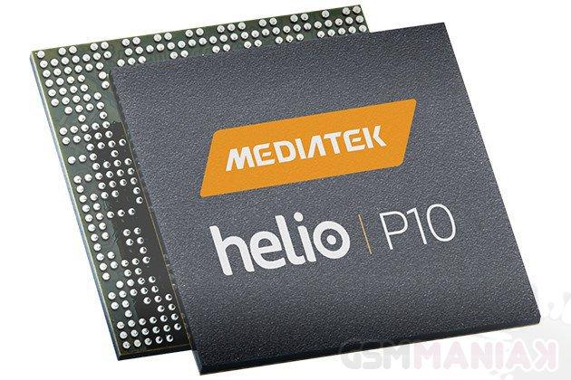 MediaTek helio P10 / fot. MediaTek