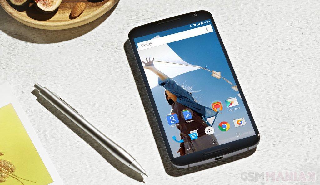 Google Nexus 6 / fot. Google