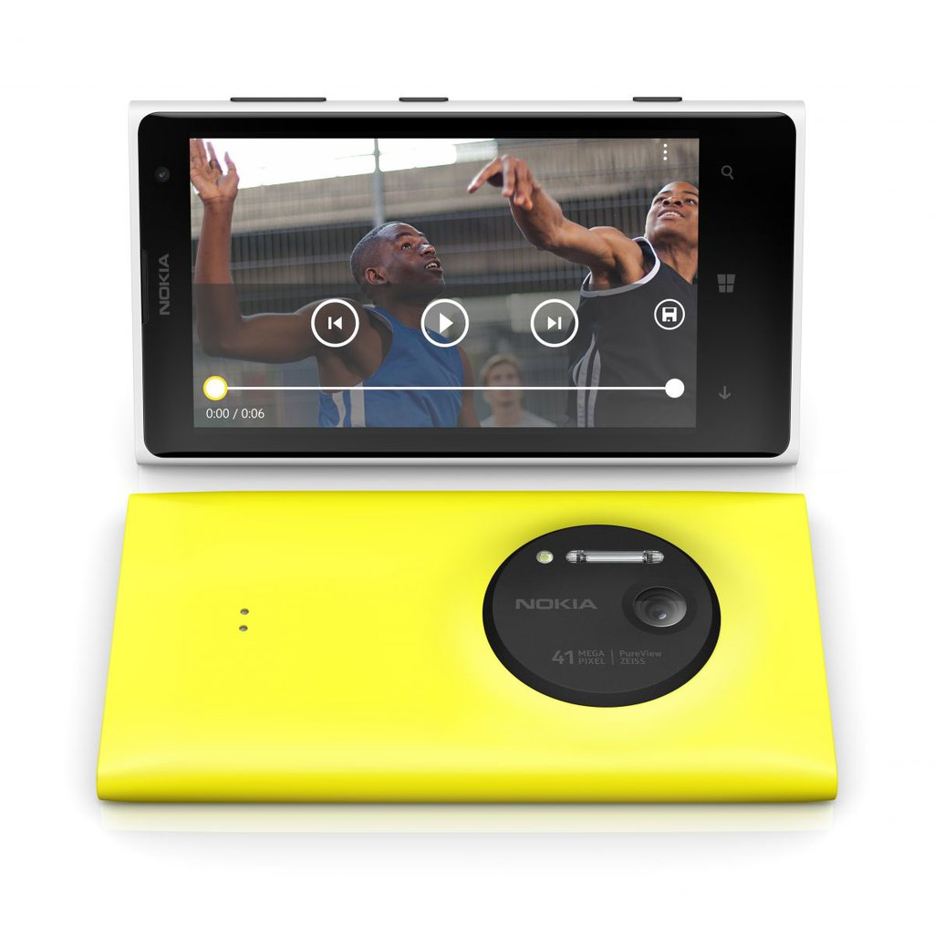 Lumia 1020 / fot. Microsoft