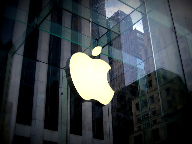 Logo Apple Inc / fot. Pixabay