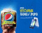 Samsung przykleja się do Pepsi na wakacje