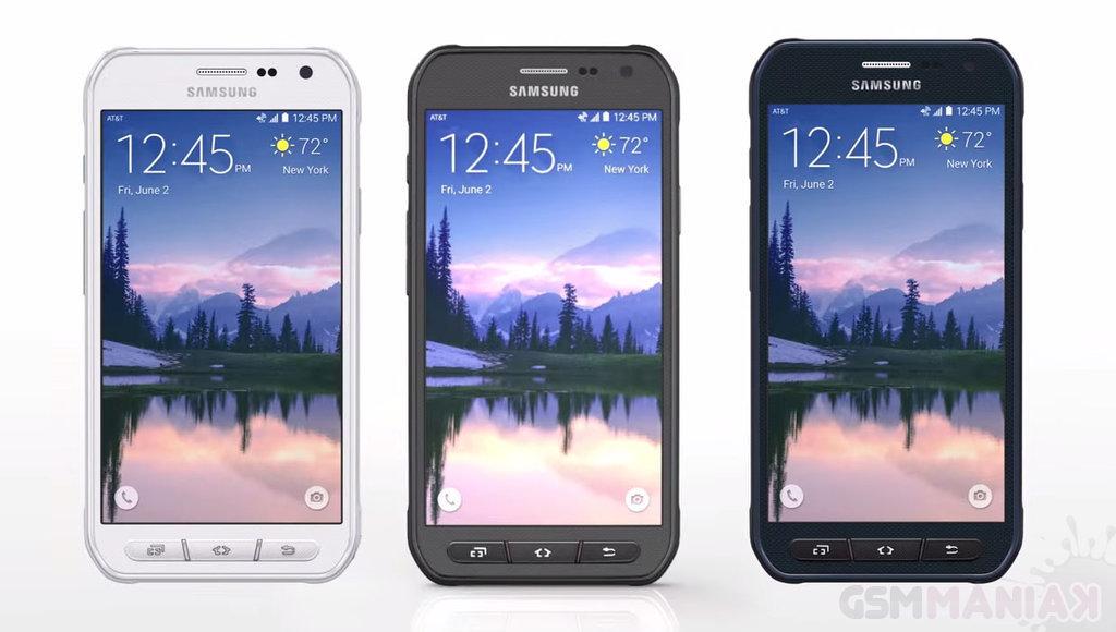 Samsung Galaxy S6 Active / fot. Samsung