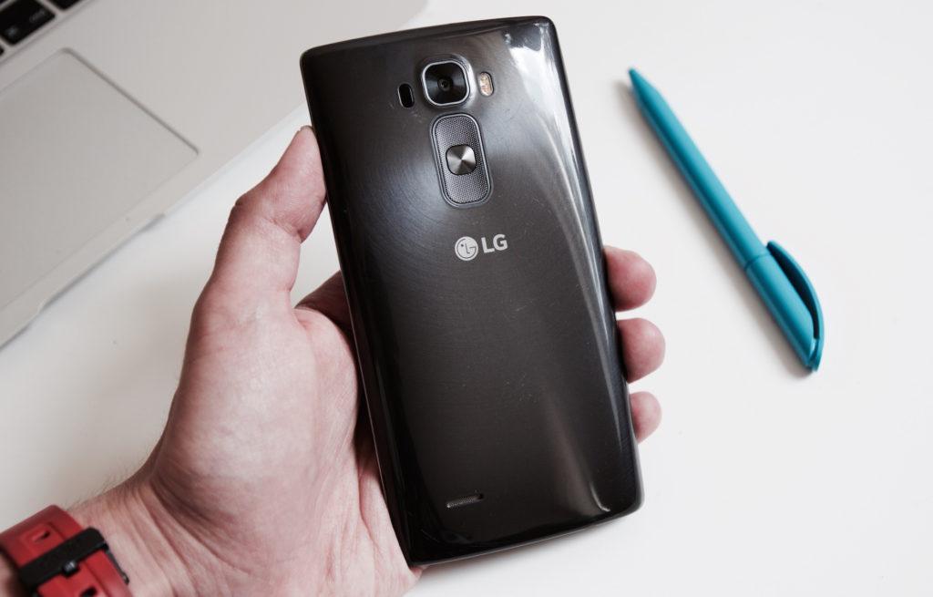LG G Flex 2 / fot. gsmManiaK.pl