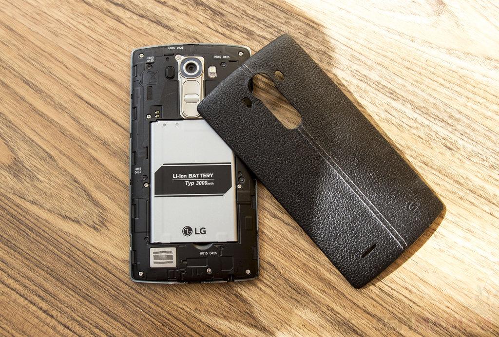 LG G4 / fot. gsmManiaK.pl