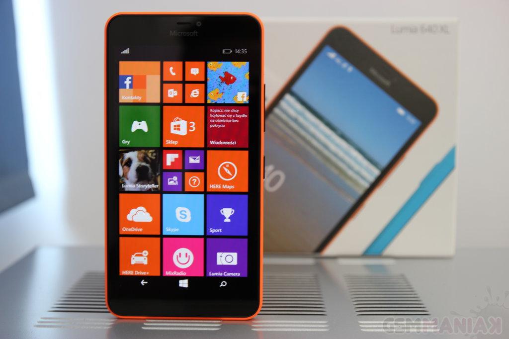 Microsoft Lumia 640 XL / fot.gsmManiaK.pl