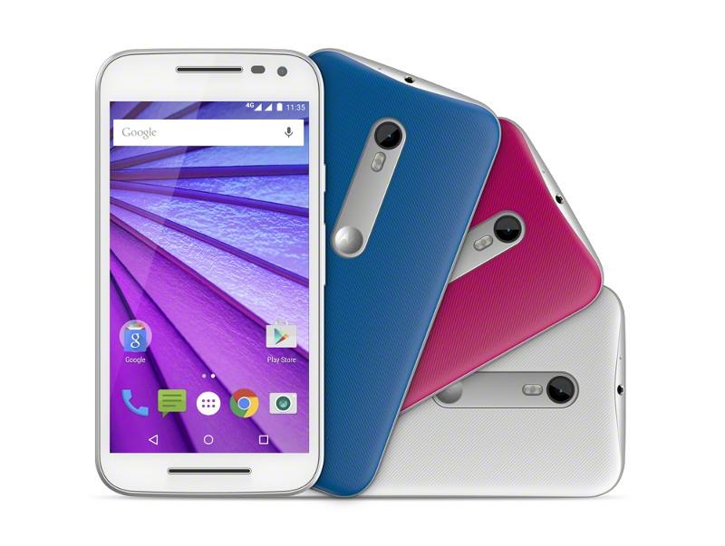 Motorola Moto G 3rd Gen - czyżby ostatnia z tej rodziny? / fot. producenta