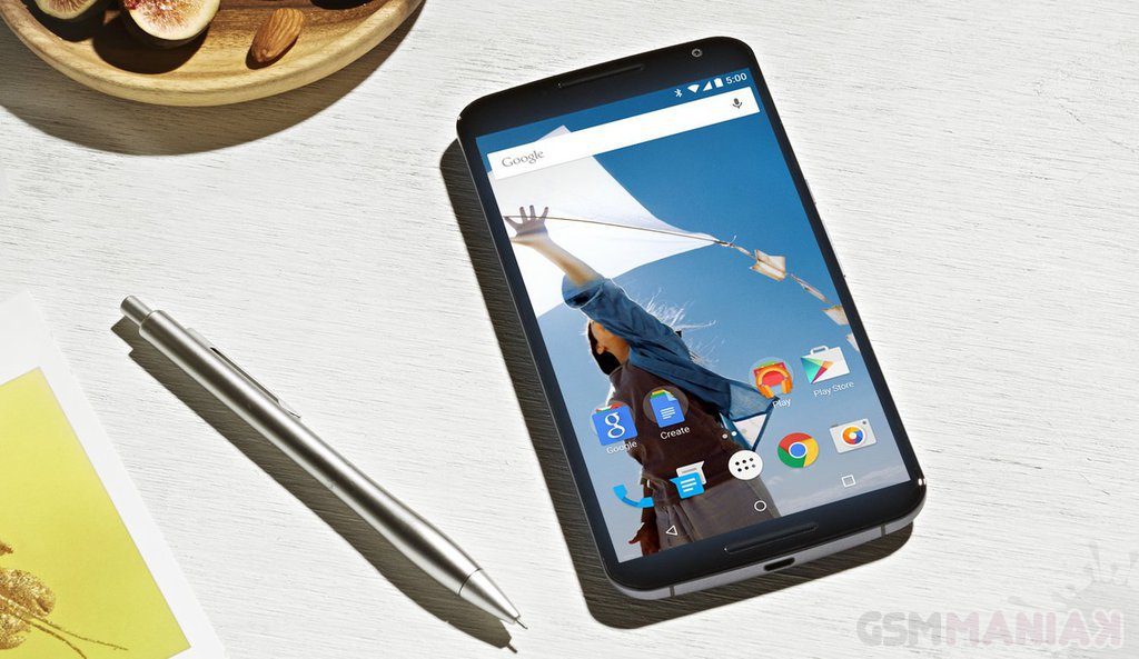 Nexus 6 / fot. Motorola