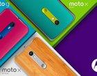 Moto X i Moto G 3gen oficjalnie!
