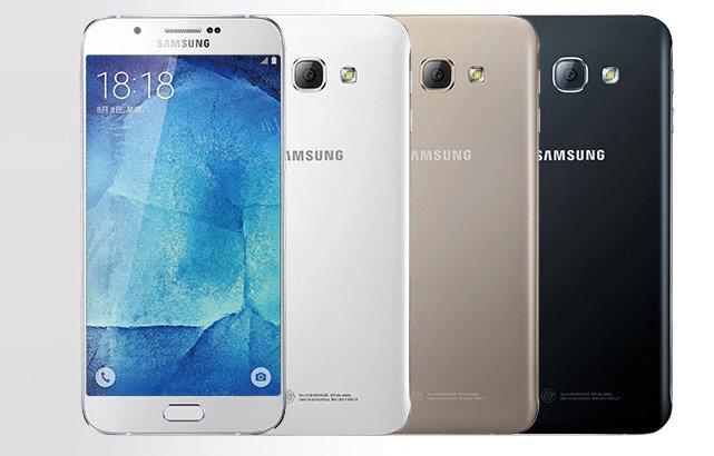 Samsnug Galaxy A8