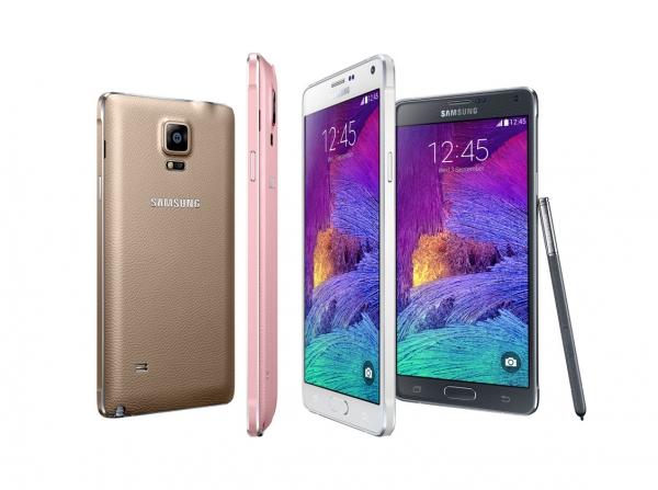 Samsung Galaxy Note 4 / fot. Samsung