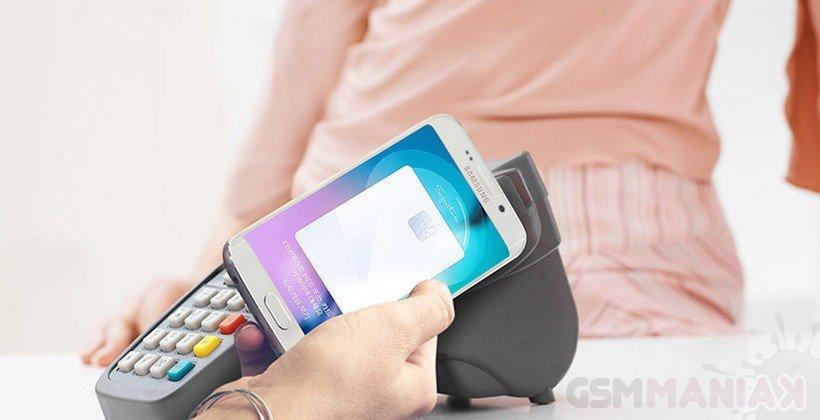 Samsung Pay / fot. Samsung