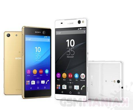 Sony Xperia C5 Ultra & Sony Xperia M5 / fot. Sony
