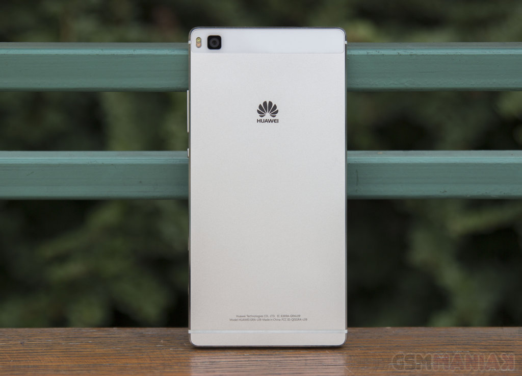 Huawei P8 / fot. gsmManiaK.pl