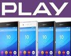 Sony Xperia Z3+ w Play. Jest też LG Magna i Lumia 640 XL DS