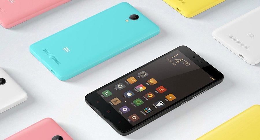 Xiaomi Redmi Note 2 / fot. Xiaomi