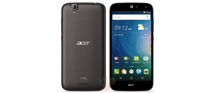 Acer Liquid Z630 /fot. WinFuture