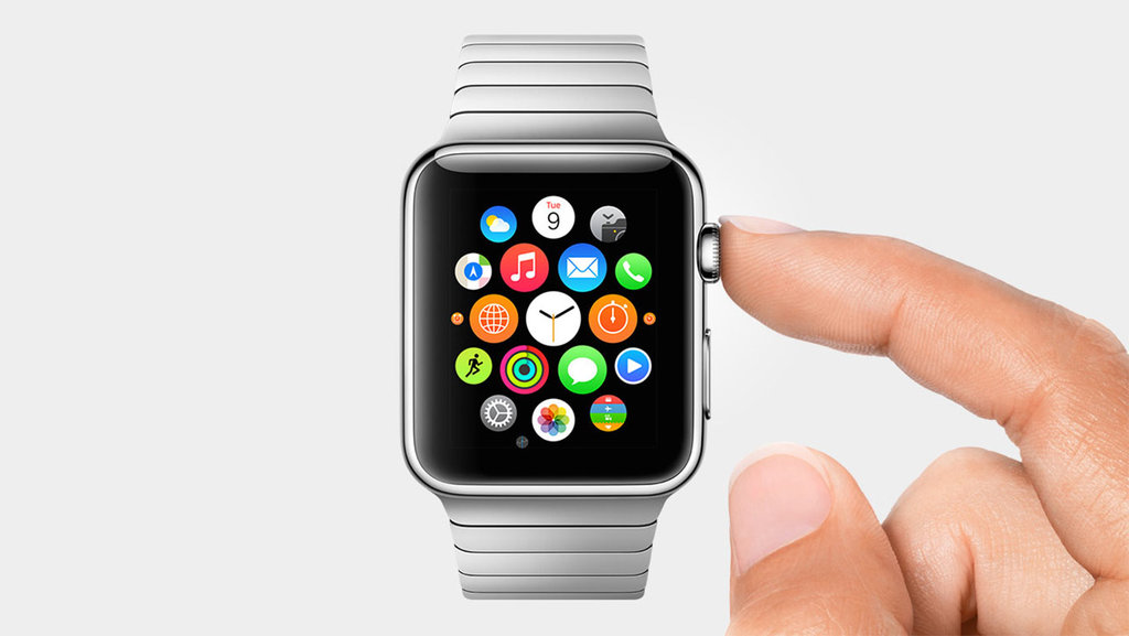 Apple Watch, fot. producenta