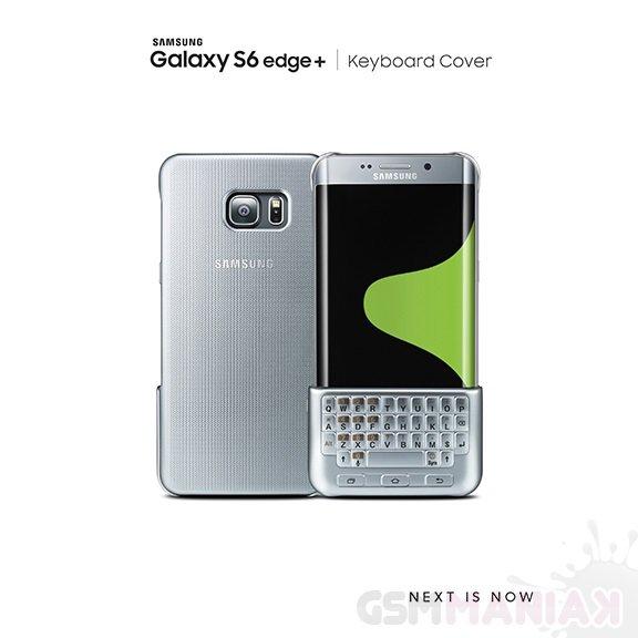 Ciekawa obudowa do Galaxy Edge+ /fot. Samsung
