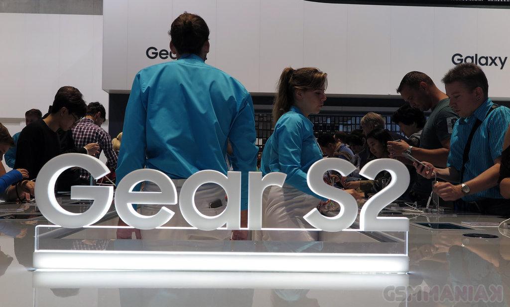 Samsung Gear S2 / fot. gsmManiaK.pl