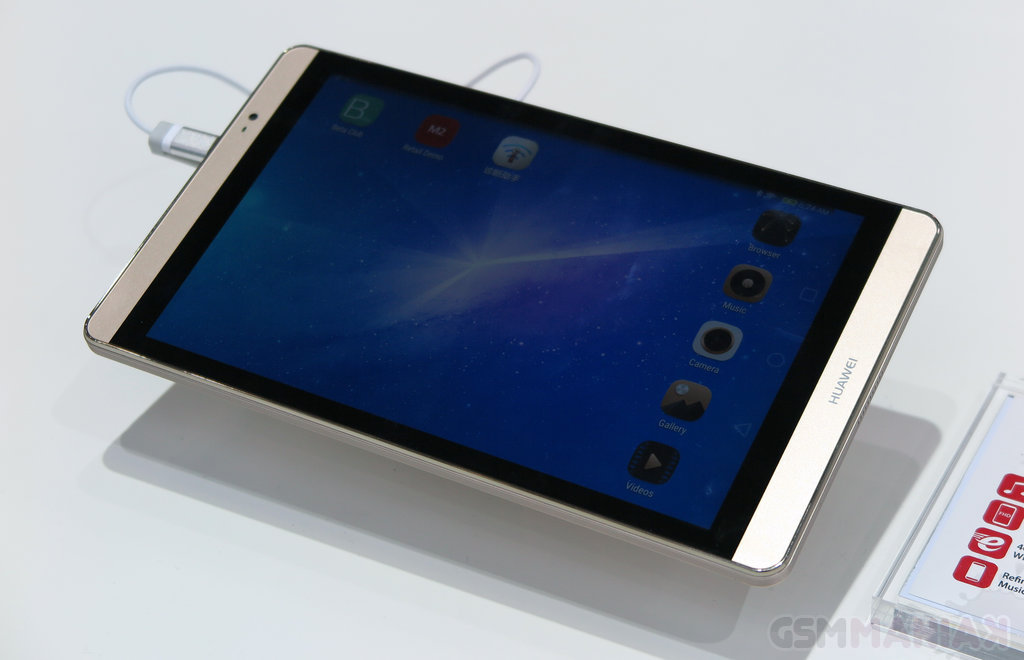 Huawei MediaPad M2 8.0 / fot. gsmManiaK.pl