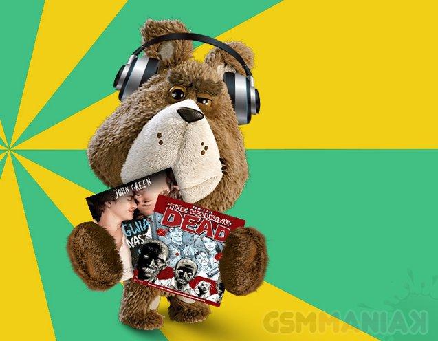 Plush audiobook