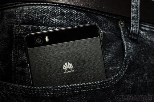Zgadniecie, który to smartfon Huawei? ;) / Fot. gsmManiaK