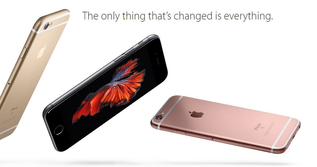 iPhone 6s p0