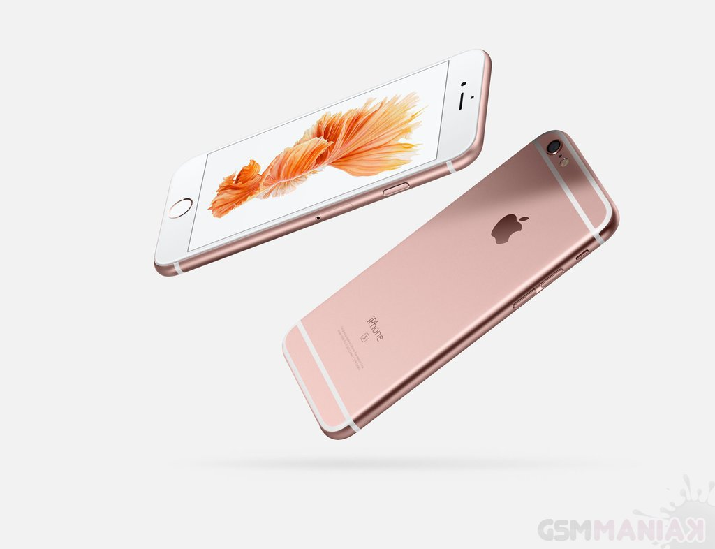 iPhone 6s, fot. Apple