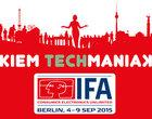 Jesteśmy na IFA 2015: relacja