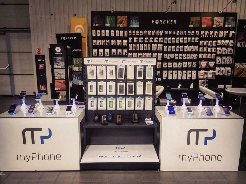 Stanowisko myPhone