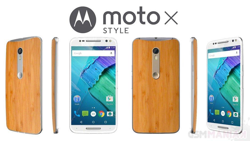 MOTO X STYLE bamboo